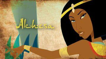 Wikia akhesa
