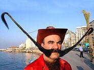 Crazy-mustache