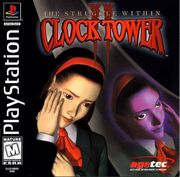 Clock Tower 2 ntsc-front