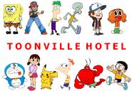 Toonville Hotel Cast