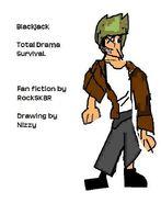 Blackjack Bad drawings iz uz by NIzzy