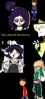 Land of Ravioli
