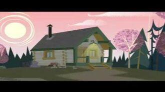 Camp TV Trailer