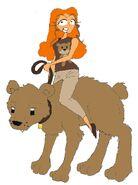 Izzy and Bear