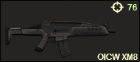 OICW XM8 New
