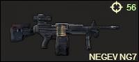 NEGEV NG7 New.