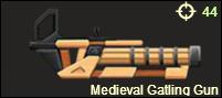 Medieval Gatling Gun