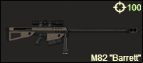 M82 Barrett New