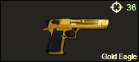 Gold Eagle New