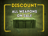 Discount All Weapons