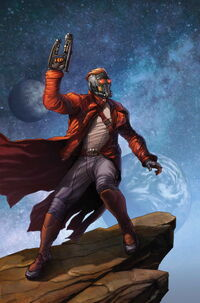 Legendary Star-Lord Vol 1 1 Textless