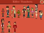 Killer Teachers