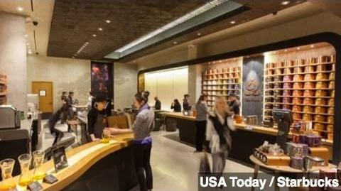 SpikeToronto/Starbucks to open first Teavana store!