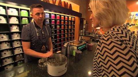 Tour a Starbuck's Teavana Store in Dallas