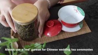 Chinese Wedding Tea Ceremony Guide Brewing, Serving & Drinking Traditions