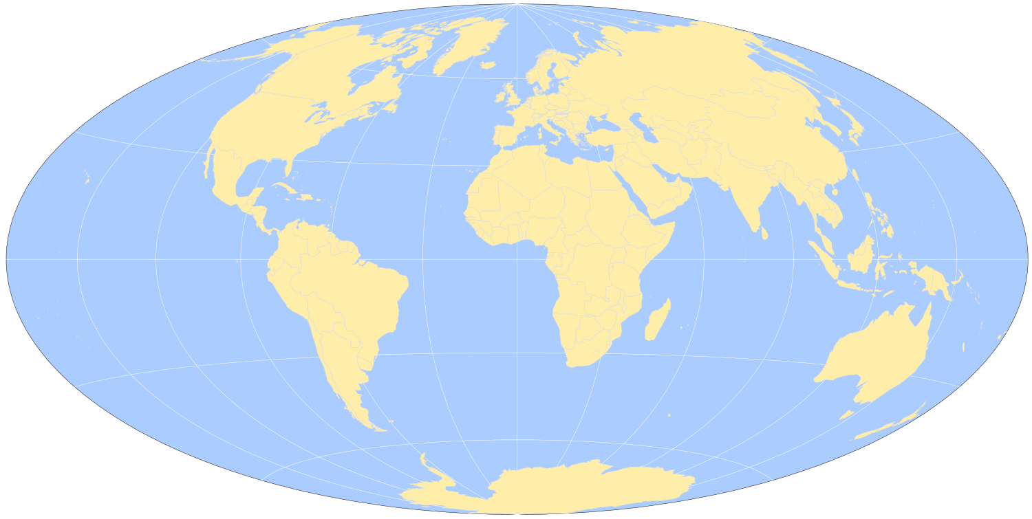 Simple Printable World Map.png