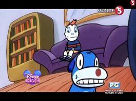 (FILIPINO) Disney's Teacher's Pet Episode Twenty Nine - S02E16 - One Dogs Junk