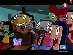 (FILIPINO) Disney's Teacher's Pet Episode Nineteen Part One - S02E06A - Strickler's Pet