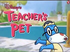 (FILIPINO) Disney's Teacher's Pet Episode Thirty One - S02E18 - Inspector Leadready II