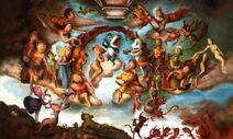Sistine Chapel Painting HD Teacher's Pet