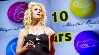 Jane McGonigal The game that can give you 10 extra years of life