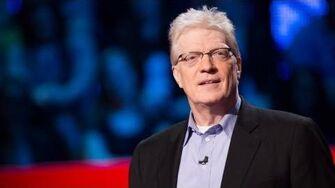 Ken Robinson How to escape education's death valley