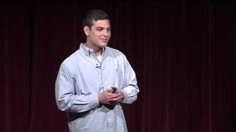 Living with ADHD in the age of information and social media Theo Siggelakis TEDxQuinnipiacU