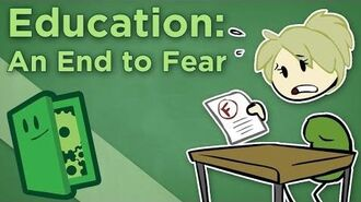 Extra Credits - Education An End to Fear - Why Students Hate Homework