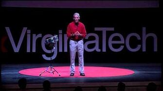 The Psychology of Self-Motivation Scott Geller at TEDxVirginiaTech