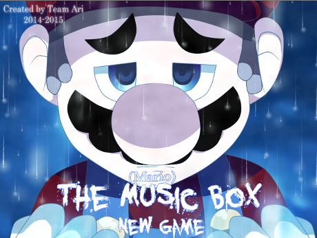 Mario) The Music Box (Game) | Team Ari Mario The Music Box
