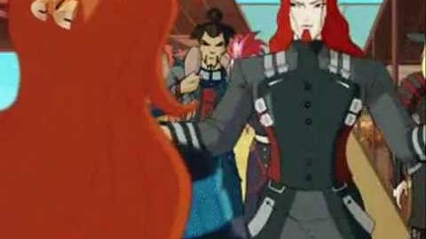 WINX CLUB BLOOM AND OGRON-KILLER.-0