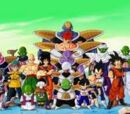 Dragonball Z Abridged Characters