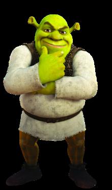 Shrek is Smart