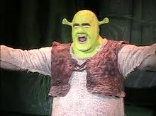Singing Shrek