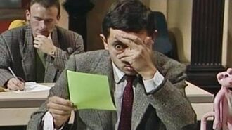 Mr. Bean - The Exam