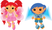 Fairy Milli and Geo