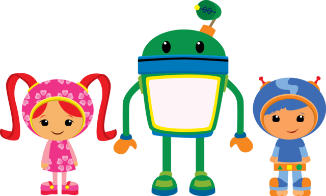 File:Team Umizoomi Vector.png