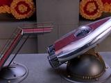 Miniature Spaceship