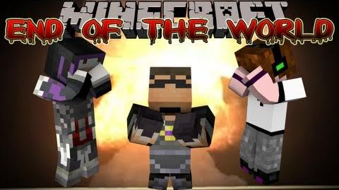 Minecraft The End Of The World 2012
