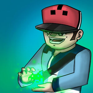 Minecraft avatar thefamousfilms youtuber by bustedgun-d6j81ar