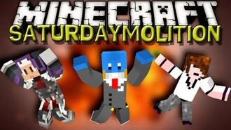 Minecraft SaturDaymolition - OLYMPUS EXPLODIFIED!! - 10