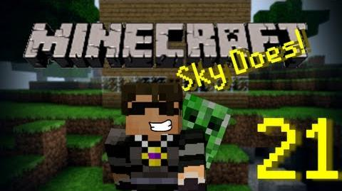 Sky Does Minecraft Episode 21 I Find Diamonds