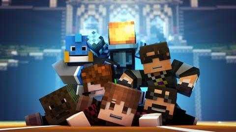 Minecraft Animation Enter, Team Crafted