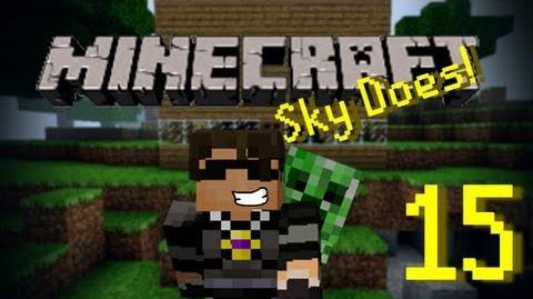 Sky Does Minecraft Episode 15 Mission Accomplished!