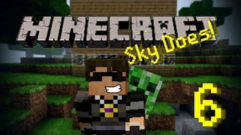 Sky Does Minecraft Episode 6 Looking For Home