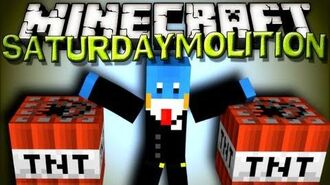 Minecraft SaturDaymolition - MANSION EXPLOSION!! - 1