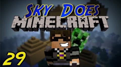 Sky Does Minecraft Episode 29 Introducing Skyhub 3