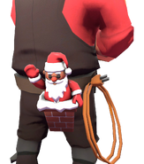 Engineer Pocket Santa