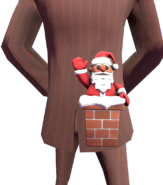 Spy Pocket Santa