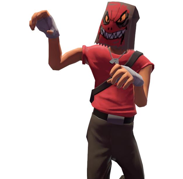 Mildly Disturbing Halloween Mask | Team Fortress Wiki | FANDOM ...